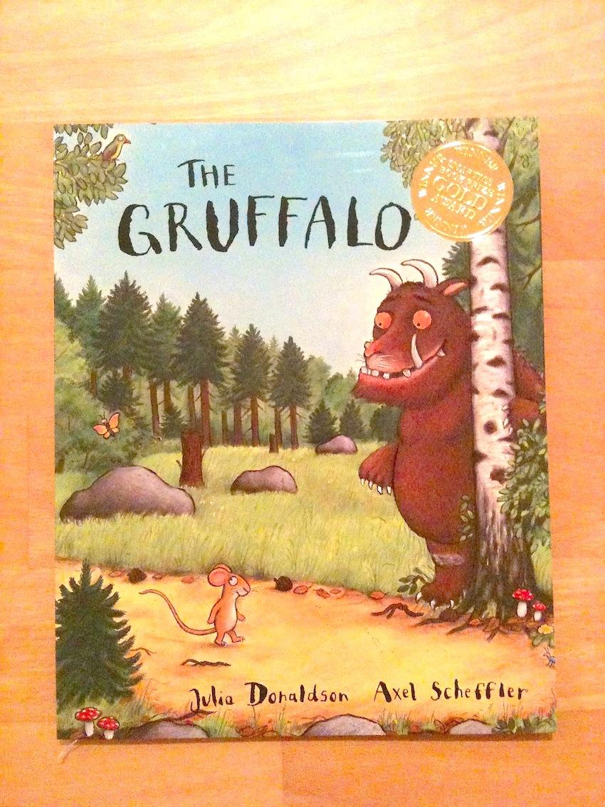 The Gruffalo – Material
