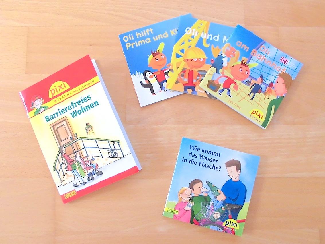 KOSTENLOS: Noch mehr Pixi-Bücher