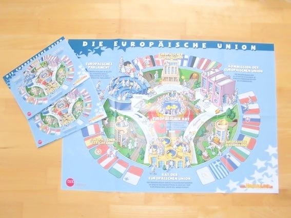 KOSTENLOS: Poster – Die Europäische Union