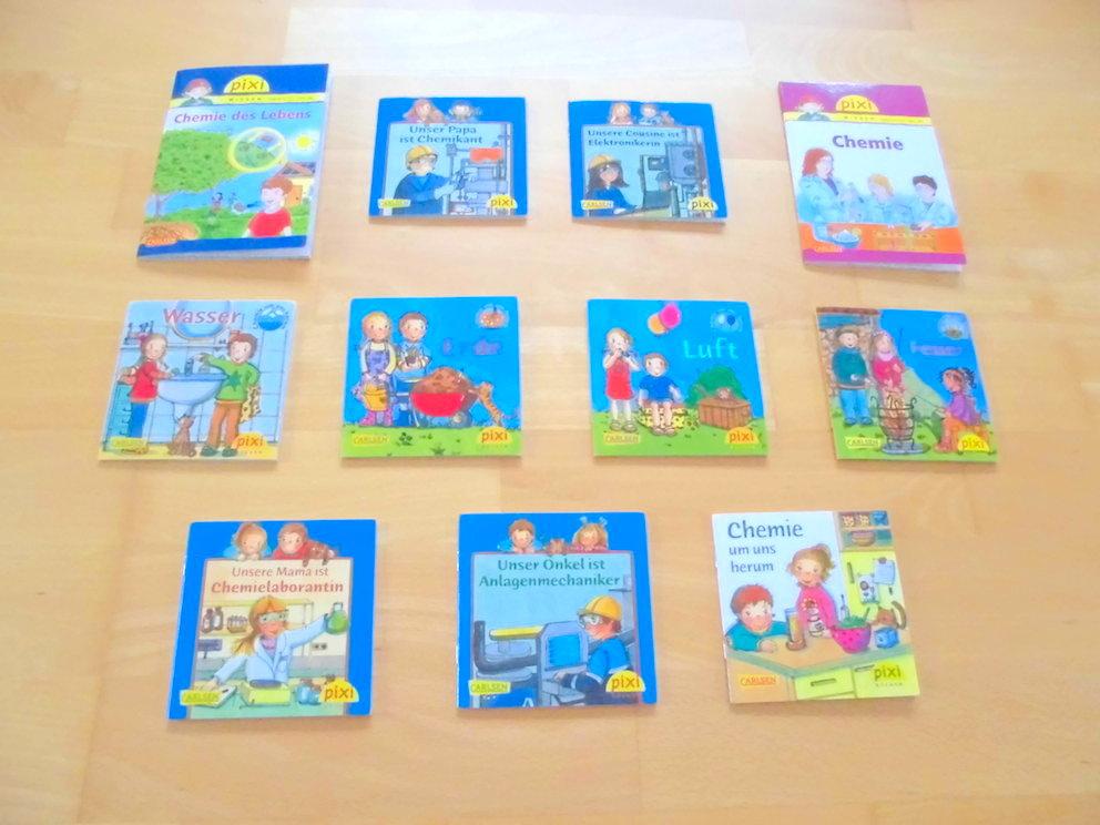 KOSTENLOS: viele, viele Pixi Bücher