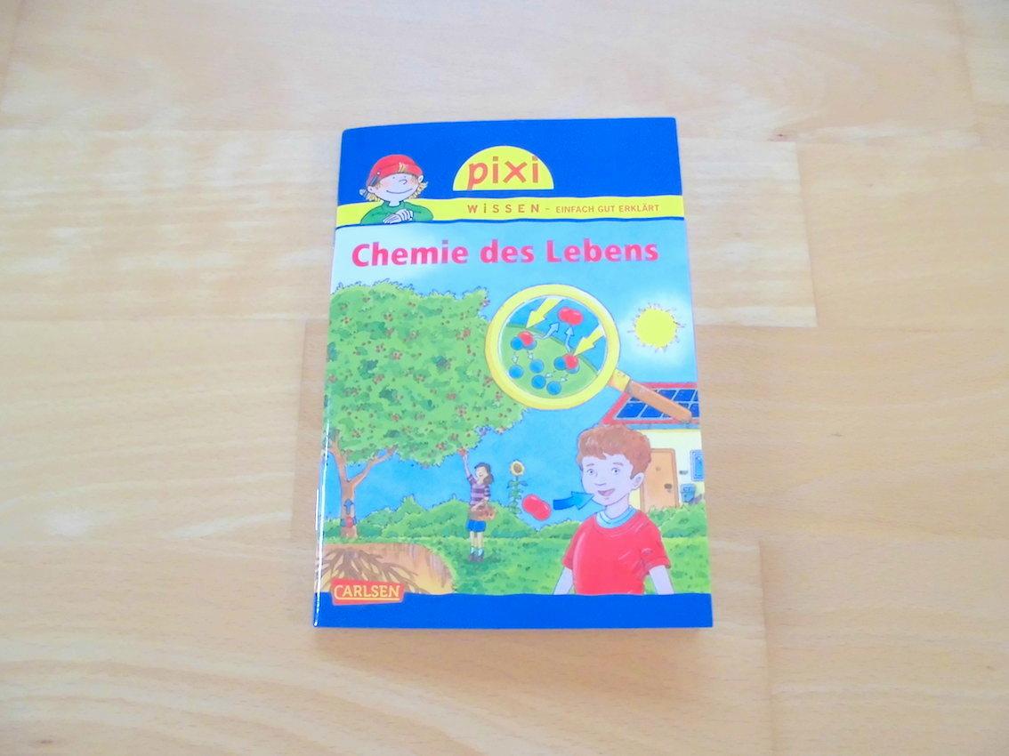 KOSTENLOS: Pixi – Chemie des Lebens