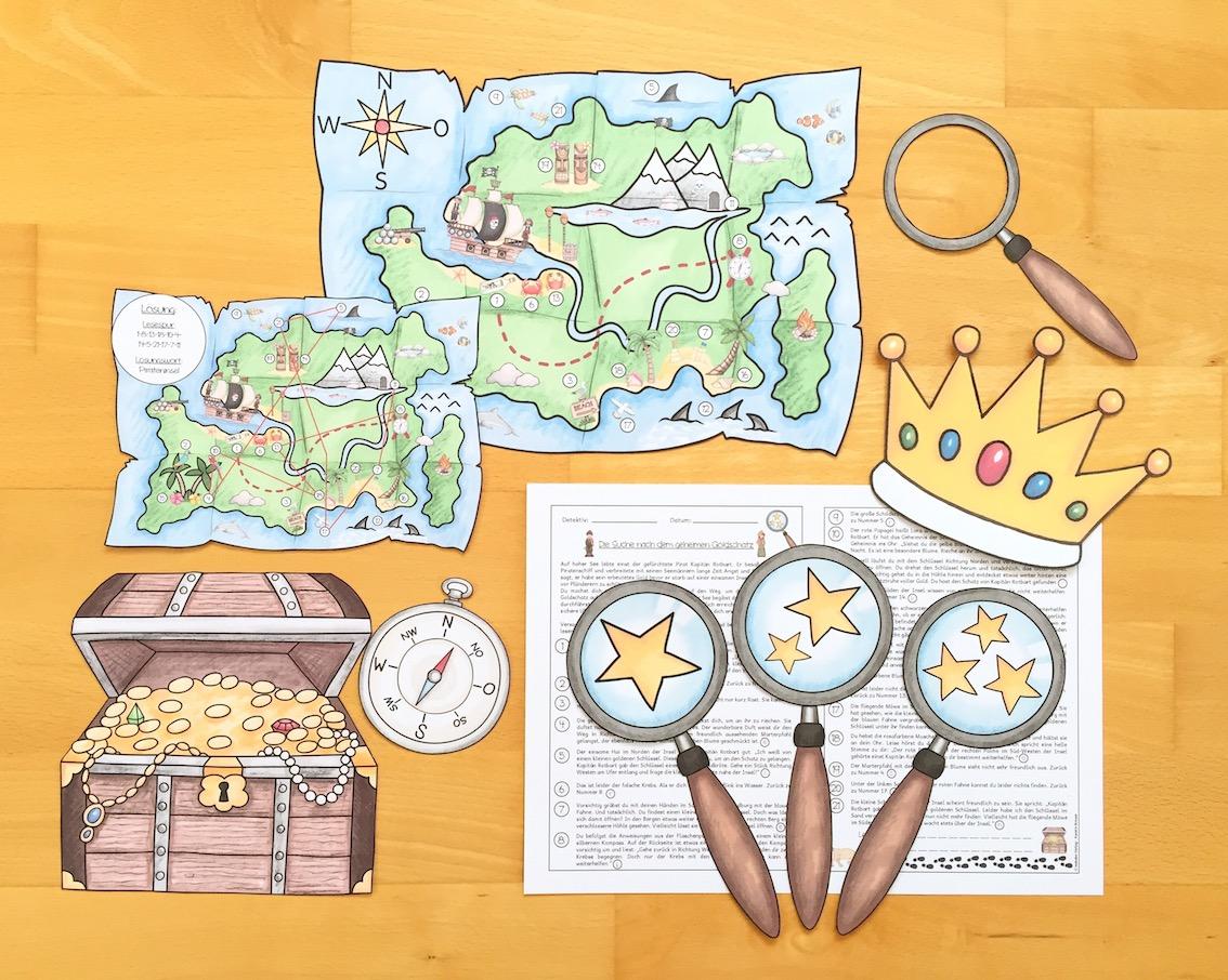 Neues Lesespur-Abenteuer