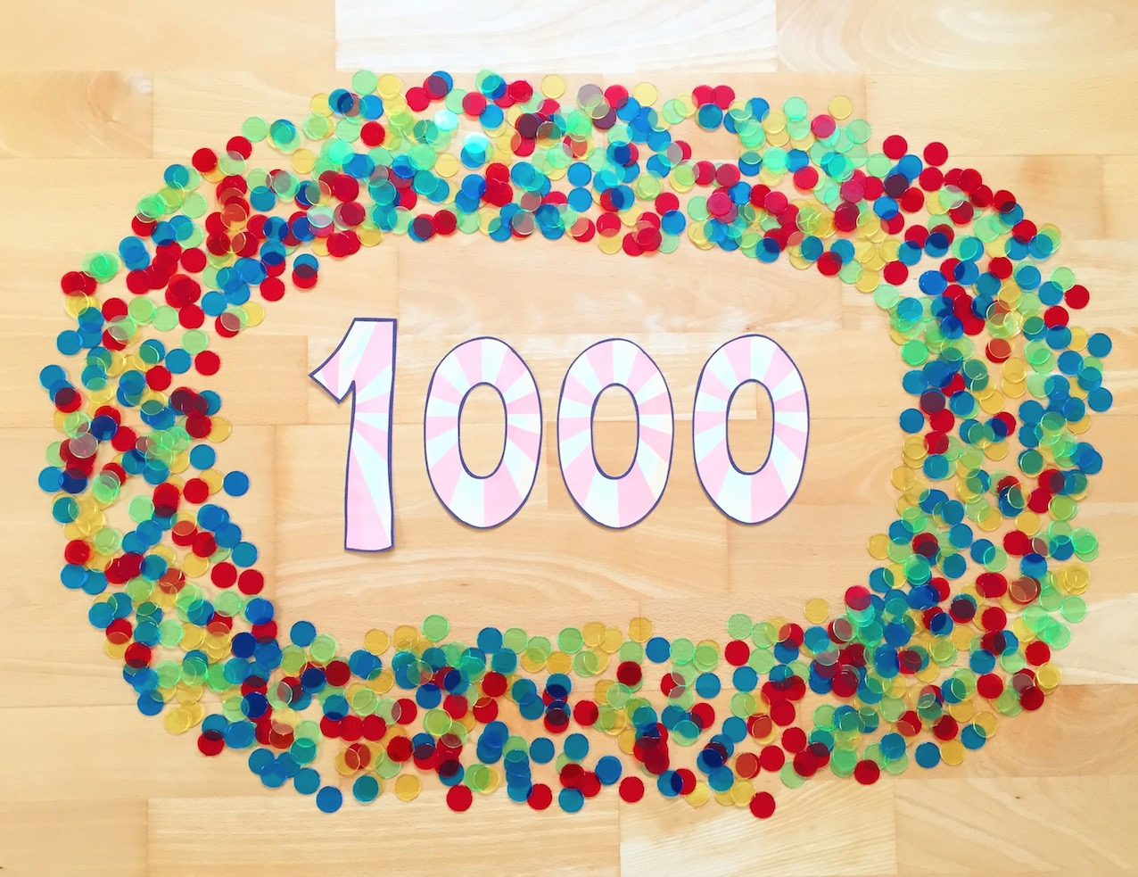 Zahlenraumerweiterung bis 1000
